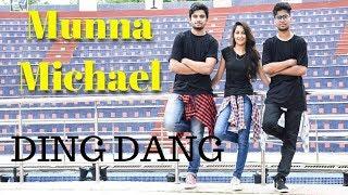 Ding Dang   Munna Michael   Grey-ci-Us Dance Crew   Dance Choreography   Tiger Shroff