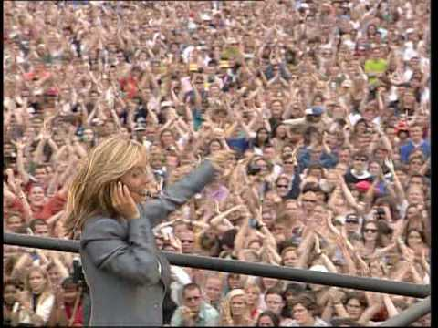 Louise Redknapp - Arms Around The World LIVE