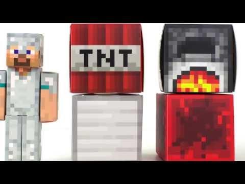 Minecraft Armor Toys Minecraft Papercraft Toy