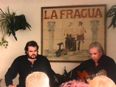 Miguel de Tena y Paco Cortés. Taranta.