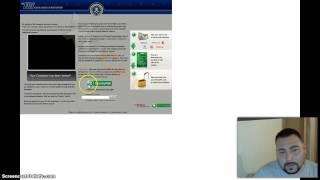 Fake FBI computer block/lock scam!