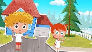 Czas radości - Piosenki dla dzieci Zestaw 57 minut bajubaju.tv