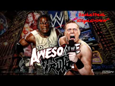 Wwe The Miz And R-truth ''awesome Truth'' Theme Song V1 video