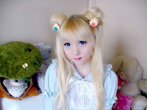 Sailor Moon Hairstyle