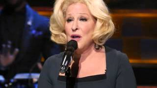 Watch Bette Midler Is That All There Is video
