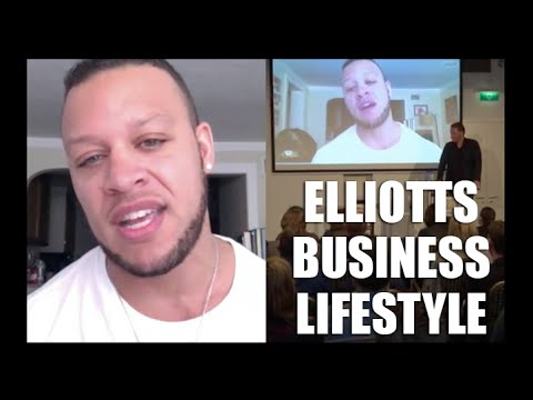 Elliott's Business Lifestyle Plan  [Amsterdam this morning]