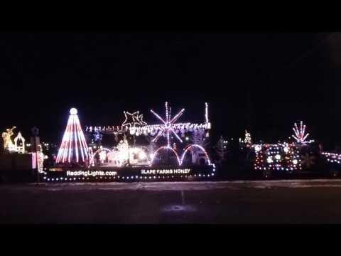 Medley - Staging Area - 2013 Redding Christmas Parade