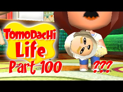 Tomodachi Life - Let's Play - Part 100 German / Deutsch 720p HD
