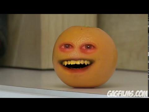 La naranja molesta 8 (Annoying Orange) Subs español