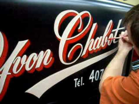 Hand Painted Designs On Cars