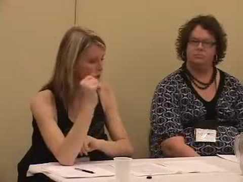 NWSA Panel: Andrea James (part 1)