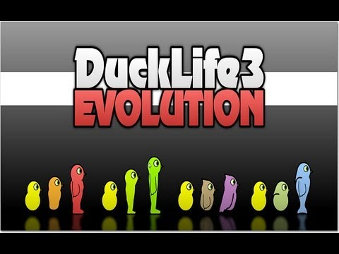Duck life 3 evolution part 1 i am amazing youtube