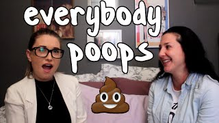Everybody Poops: Even the Traveler