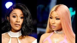 Cardi B Spills The Tea Behind 'Motorsport' Drama With Nicki Minaj