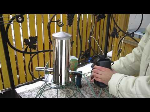Коптильня своими руками с дымогенератором