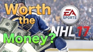 Is NHL 17 even worth the money?!