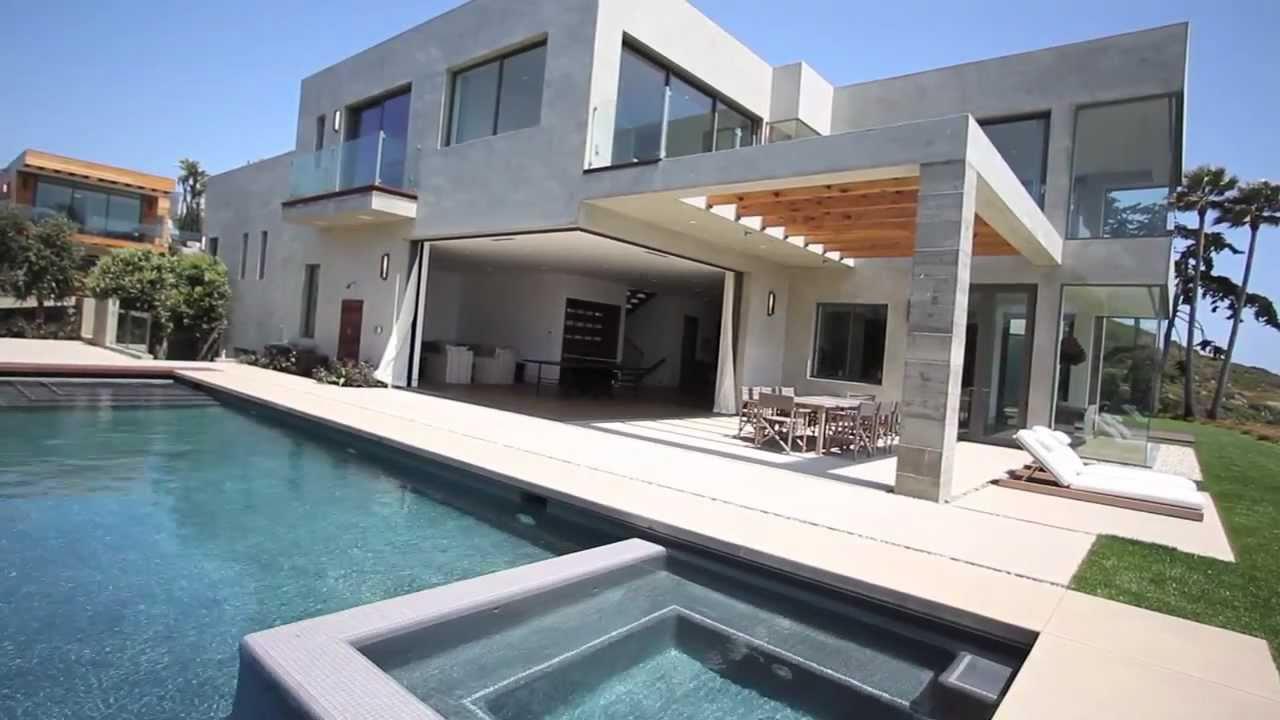 Modern Homes For Sale In Malibu