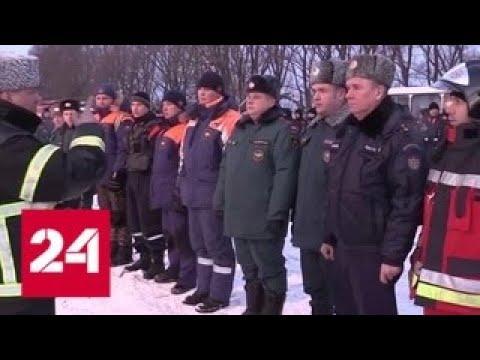 В Домодедово прилетели родственники погибших в авиакатастрофе в Подмосковье - Россия 24