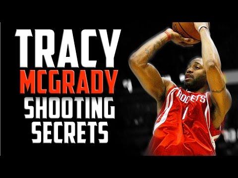 Tracy McGrady: NBA Shooting Secrets
