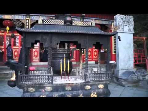 Jiangxi's Lushan