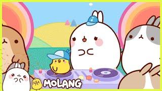 Molang - MC Molang - Full Molang episodes - Cartoon for kids