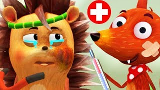 Fun Forest Animal Care - Care Little Fox Animal And Friends -  Educational Kids Game