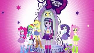 Equestria Girls 1 - Cafeteria Song (motion picture soundtrack)