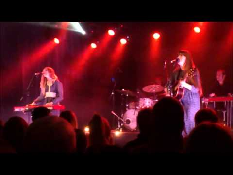 First Aid Kit - New song (no title) @ Apollon, Trollhättan