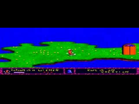ToeJam & Earl - ToeJam  and  Earl (GEN) Alien boys can