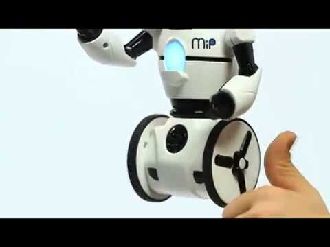 MiP Robot at Find Me a Gift