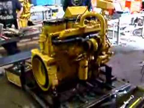 Caterpillar C12 Truck Engine