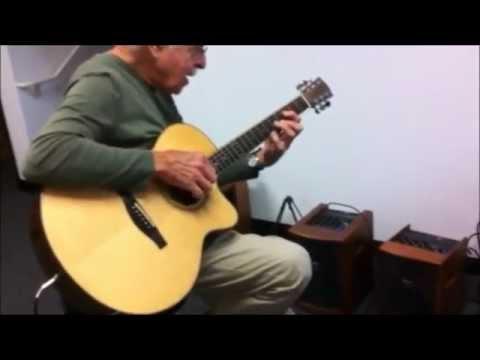 John Pisano - Schertler Jam 150