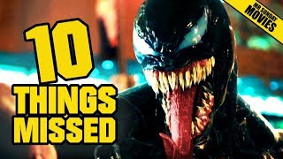 Venom Trailer 2 Breakdown - Things Missed & Easter Eggs