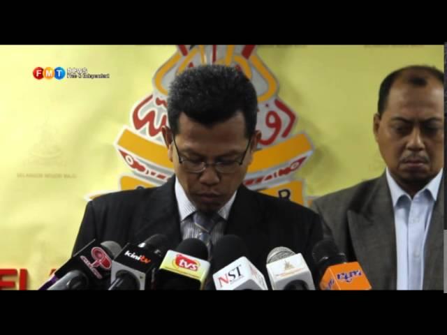 Kerajaan Selangor kecam laporan NST