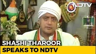 BJP May Do Better Than Left, Shashi Tharoor Tells NDTV On Kerala Fight