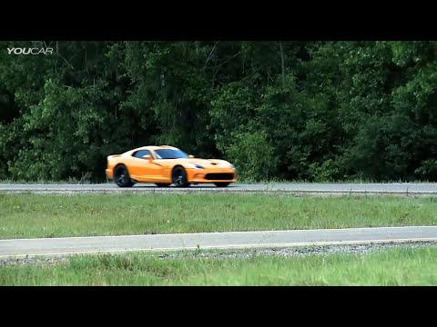 First Drive: 2015 Dodge Viper SRT