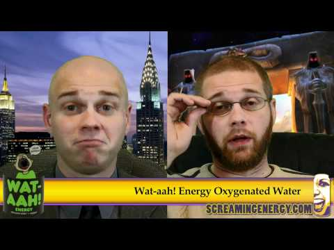 Wat-aah! Energy Oxygenated Water Review