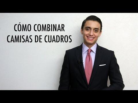 Cómo combinar camisas de cuadros | Humberto Gutiérrez