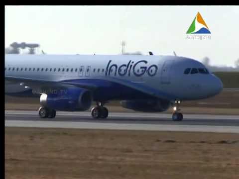 indigo airline, Middle East Edition News, 16.11.2014, Jaihind TV