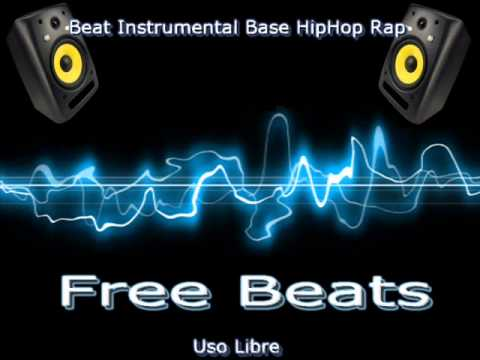 Beat Instrumental Base Hip Hop Rap -