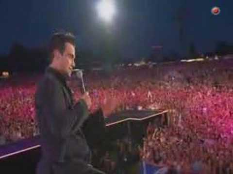 Robbie Williams - She is the one ( Live @ Knebworth )