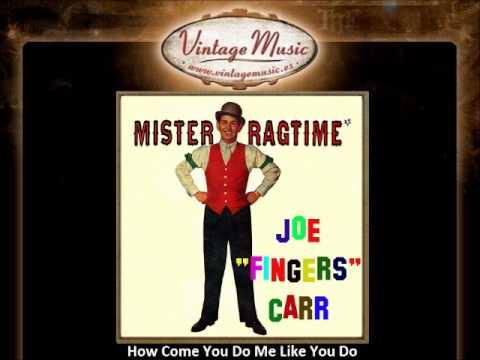 Joe Fingers Carr - How Come You Do Me Like You Do (VintageMusic.es)
