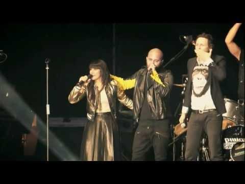Negramaro feat. Elisa & Jovanotti – Via le mani dagli occhi