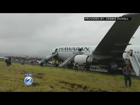 Hawaiian Airlines emergency triggered flight delays, diversions in Kahului