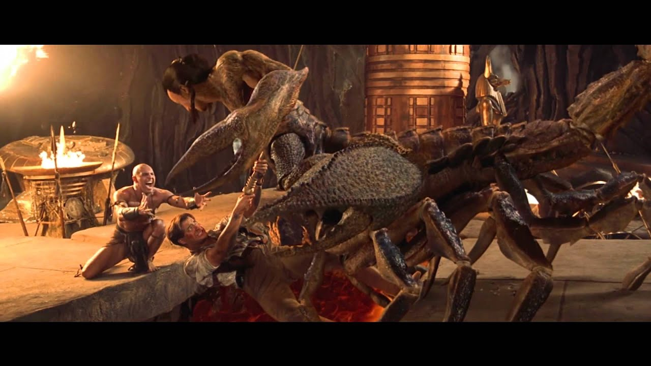 the best scene from the mummy returns gets quotlucasized