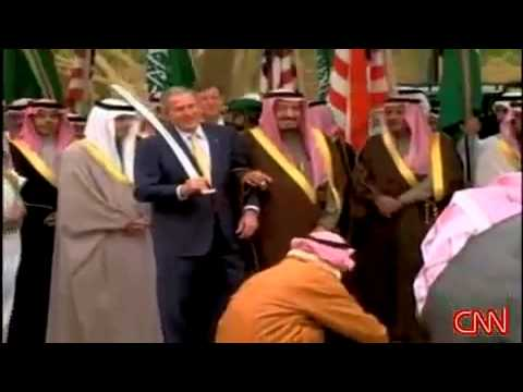 Saudi Arabia - George Bush Covers up Financing of 911 Hijackers