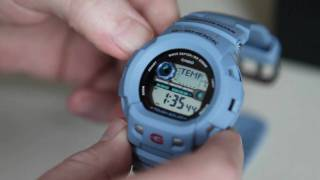 Video Review Part 1: GW-400CDJ-2JF Silencer Vintage Colors Casio G-Shock