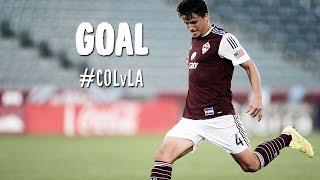 VIDEO: Neskutečný gól v MLS! Střela jako z děla