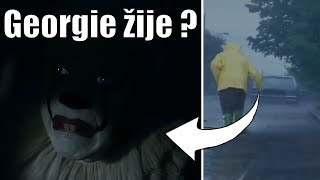 Georgie is alive ?  | Top 10 deleted scenes from IT! | [+18] [60FPS]