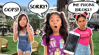 Types of Sorries - Funny I'm Sorry Skits : Comedy Videos // GEM Sisters